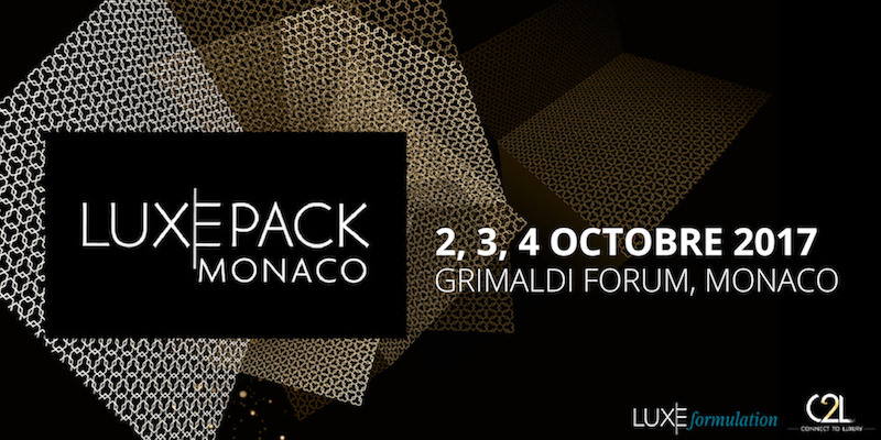 LUXE PACK MONACO | 2-3-4 ottobre 2017