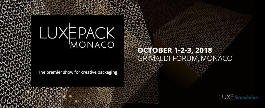 LUXE PACK MONACO | 1-2-3 ottobre 2018