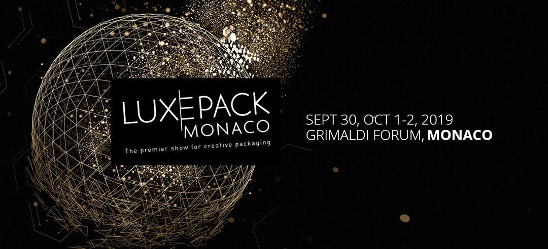 LUXE PACK MONACO | Sept 30, Oct 1-2, 2019
