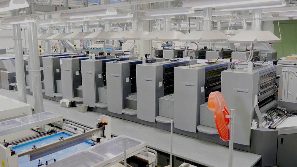 Investimenti tecnologici in APG