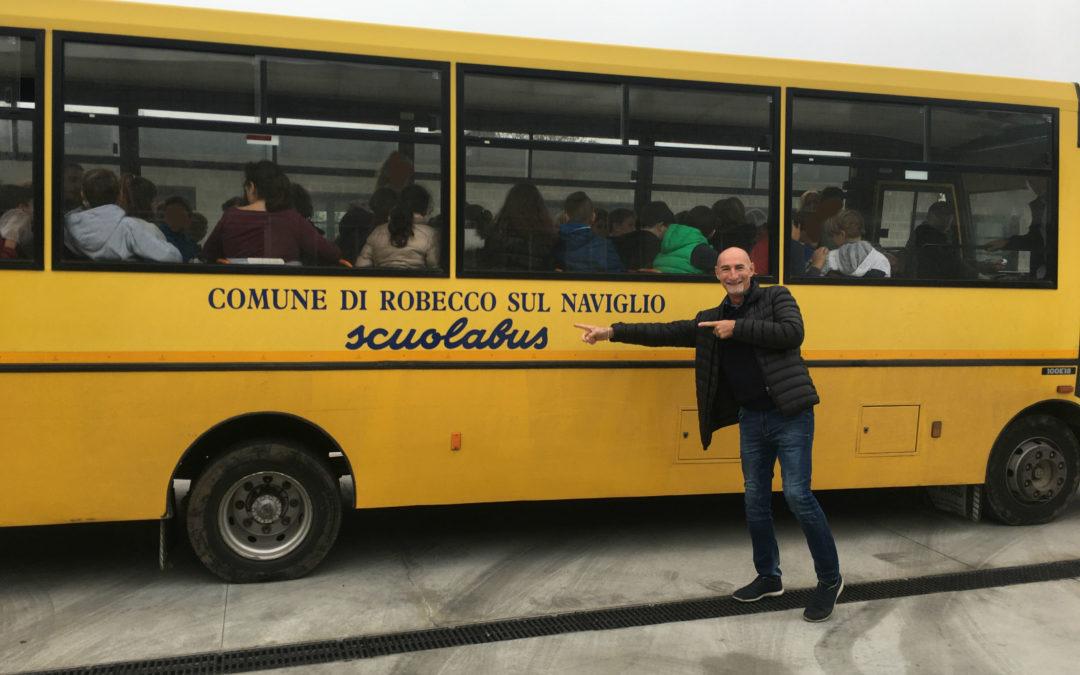 Visita guidata in azienda della Scuola Secondaria Don Lorenzo Milani