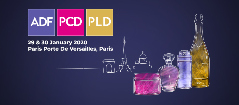 A date with PCD Paris | 29-30 January 2020