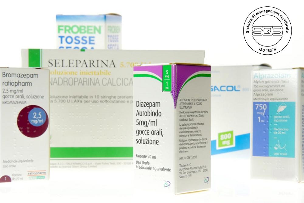 APG ottiene la certificazione ISO 15378, prima in Italia nel packaging secondario dei prodotti farmaceutici