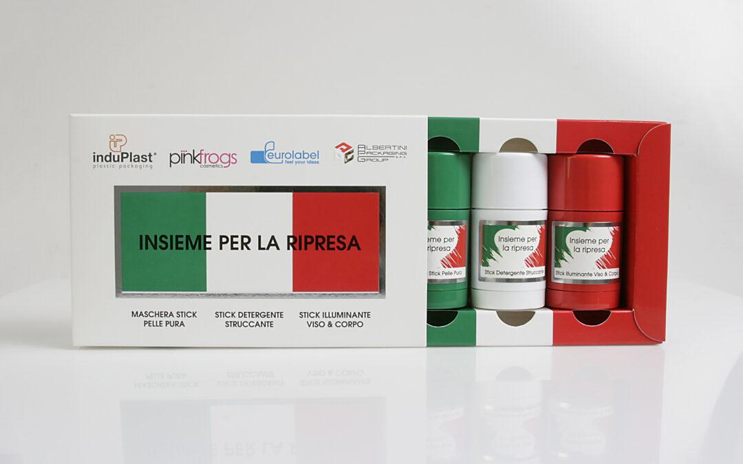 """""""Insieme per la ripresa"""": uniti per sostenere l'eccellenza del made in Italy"""