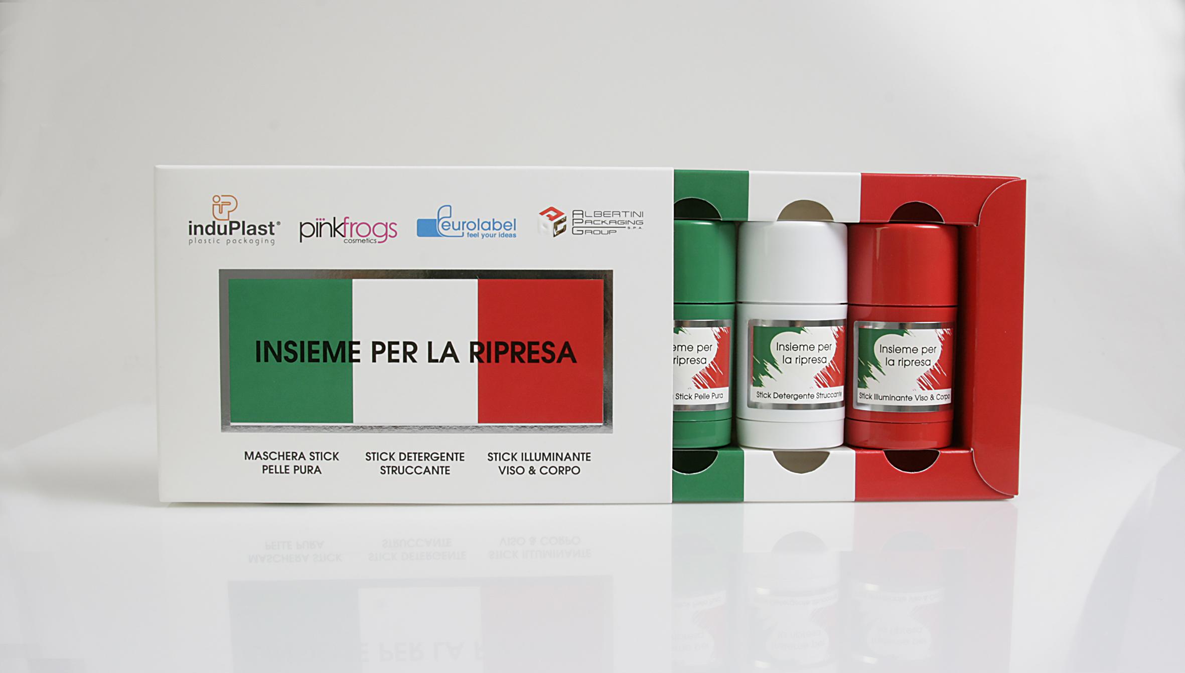 «Ensemble pour la reprise»: unis pour soutenir l'excellence du Made in Italy